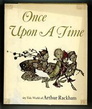 Once Upon a Time by Margery Darrell (Arthur Rackham)