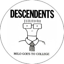 CHAPA/BADGE DESCENDENTS . angry samoans minutemen husker du agent orange punk