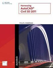 Harnessing AutoCAD Civil 3D 2011 by Phillip J. Zimmerman (2010, Paperback)