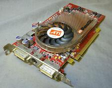 PCI-E HP 365887-002 ATI 109-a45701-10 FireGL v5100 Dual DVI Scheda Grafica 128mb