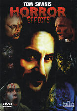 TOM SAVINI'S SCREAM GREATS (HORROR FX) - Small Hardbox + Bonus Movie !