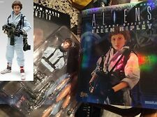 "ALIENS - Warrant Officer ELLEN RIPLEY (HOT TOYS LIMITED 12"" Scale)"