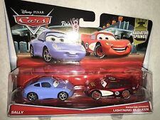 CARS - SALLY & RADIATOR SPRINGS McQUEEN- Mattel Disney Pixar