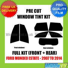 FORD MONDEO ESTATE 2007-2014 FULL PRE CUT WINDOW TINT