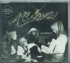 ALL SAINTS - All Hooked Up (UK CD Single)