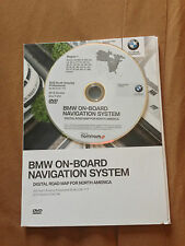 Genuine OEM BMW 1-Series 3-Series Navigation DVD Map  717 *EAST* Update © 2012