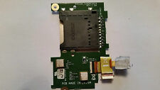"CARD READER BOARD + CABLE for 10.1"" TOSHIBA AT300   AVALON_CARDREADER REV:1.04"