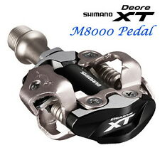Shimano XT Deore PD M8000 SPD MTB Clipless XC Race Pedals PD60