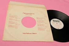 MICHELE JIMMI FONTANA EDOARDO VIANELLO LP GERMANY 1964 PROMO NM !!!