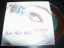 Wet Wet Wet Shed A Tear Rare French Card Sleeve CD Single