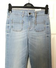 M&S Marks & Spencer Women Limited Flared Skinny 70s Stretch Jeans S10 Med BNWT