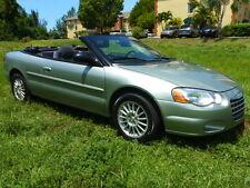 Chrysler : Sebring 2004 2dr Con