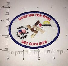 Scouting For Food Patch - American Heritage Girls
