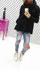 Fashion Women's Slim Zip Winter Coat Casual Hooded Parka Overcoat Jacket Outwear