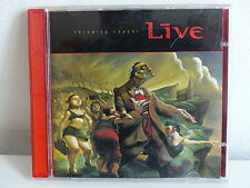 CD ALBUM LIVE Throwing copper RAD 10997
