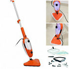 NEW 12 in 1 1500w Steam Mop Hand Held Cleaner Steamer Floor Carpet Wash Window