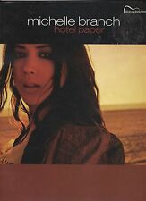 Michelle Branch Hotel Paper  Guitar Tab Song Book