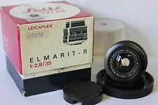Leica Leitz 35mm F2.8 Elmarit  R Mount 2 Cam Wide Angle Lens  Sn 2021279