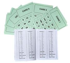 École Classe Multiplication Bingo Jeu Mathématiques Clé Stade 2 Âge 7