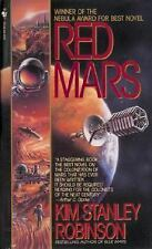 Mars Trilogy: Red Mars by Kim Stanley Robinson (1993, Paperback)