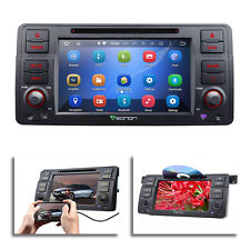 "Android 5.1.1 7"" Multimedia Car DVD Player GPS w/ EasyConnection for BMW E46"