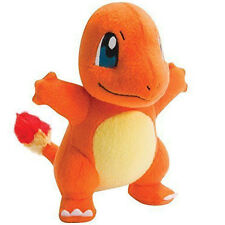 "Handmade Pokemon Figure Charmander Plush Doll 9""Japanese Anime Soft Stuffed Toy"