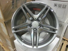 "19"" AMG Style Rims STAGGERED 19x8.5/9.5 ET 35 5x112 Fits Mercedes E C S Class"