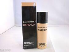bareMinerals BARESKIN * 02 BARE SHELL * Pure Brightening Serum Foundation ~ NEW