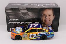 RICKY STENHOUSE JR #17 2016 SUNNYD 1/24 SCALE IN STOCK 481 MADE FREE SHIPPING