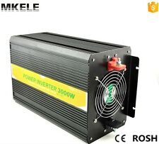 3000W DC24V To AC220V Pure Sine Wave Off Grid Electric Power Inverter