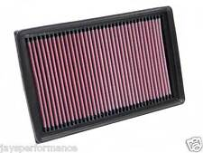 KN AIR FILTER (33-2886) FOR VOLVO S40 2.0D 2004 - 7/2007