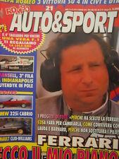 Auto & Sport ROMBO 21 1993 Dominio Alfa Romeo in CIVT e DTM - Test BMW 325i