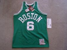 Mitchell and Ness Bill Russell Jersey Size 44 Boston Celtics Retro rare