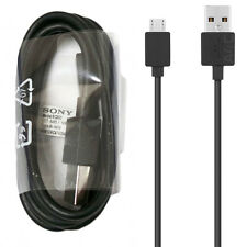 Genuine Sony EC803 Micro USB Data Cable For Xperia Z5 Premium Compact Z1 Z2 Z3+