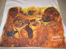 Art Series Bombay Sapphire Infused with Imagination Jazz T shirt M