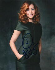 ALYSON HANNIGAN.. Alluring Actress (How I Met Your Mother) SIGNED