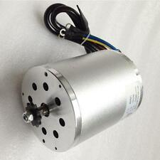 48V 1500W Central Drive High Speed Brushless DC Motor 5600 RPM