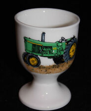 BN John Deere 4020 vintage tractor Bone china Egg cup, vintage tractor gift.