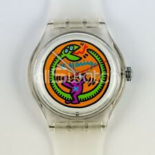 Swatch Automatic Conversion - GZ102 - Serpent - Nuovo