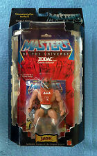 COMMEMORATIVE ZODAC FIGURE MOTU MASTERS OF THE UNIVERSE HE-MAN MATTEL