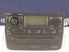 Toyota Avensis Cd Radio Reproductor Decodificada y Sat Nav Control unit/fitting Soportes