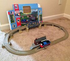 Thomas Train TrackMaster Thomas at Elsbridge Station with Box HTF!