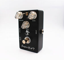 Upgraded RAT Distortion Boost Preamp- 3 in 1 Amazing Pedal Based on Pro Co RAT