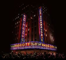 JOE BONAMASSA New Sealed Ltd Ed 2017 LIVE IN NEW YORK CITY DVD & CD SET