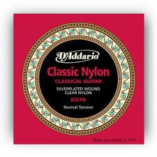 D'Addario EJ27N Classical Guitar Nylon String Normal Tension