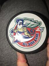 IHL International Hockey League All Star Game Hockey Official Puck (KC)