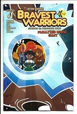 BRAVEST WARRIORS: PARALYSED GIANT HORSE # 1 (KABOOM! STUDIOS, NOV 2014), NM NEW