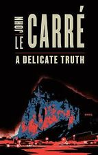 A Delicate Truth by John le Carré (2013, Hardcover, Large Type)