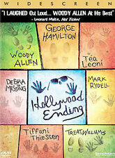 Hollywood Ending (DVD, 2002) Comedy Romance Movie Ex-Wife Blindness Woody Allen
