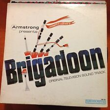 Brigadoon-lp-vg+columbia Ltd-telivision Soundtrack-385